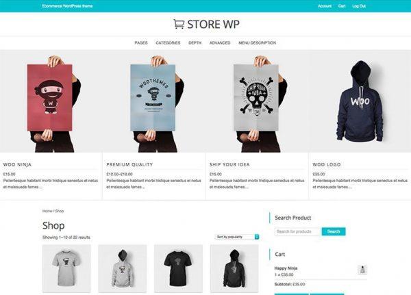 Site WordPress + Catálogo de Produtos 1