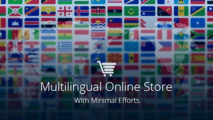 Site WordPress Multi-idioma + Catálogo de Produtos